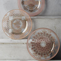 Renesse Canape Plate Set