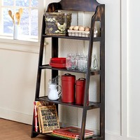 Rustic Country-Style Shelving