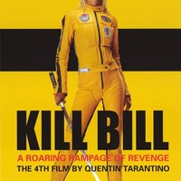Kill Bill Roaring Rampage 2003 Movie Poster 24x34