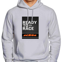 KTM Ready To Race Motorcycle Logo For Man Hoodie and Woman Hoodie S / M / L / XL / 2XL *02*