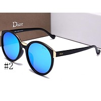 Dior men and women tide brand stylish sunglasses F-HWYMSH-YJ #2