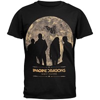 Imagine Dragons - Night Visions 2013 Tour Soft T-Shirt