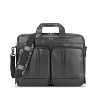 "Solo New York - Midtown Moore Black 15.6"" Briefcase"
