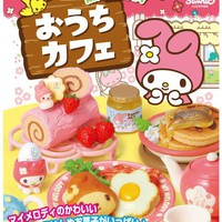 Japanese Original bulks My Melody Cheese Cake Honey Lunch Set andy food toys sylvanian families