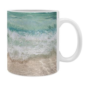 Bree Madden Aqua Wave Coffee Mug