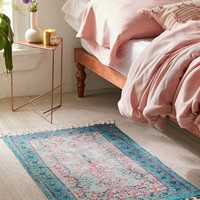 Sammat Printed Rug | Urban Outfitters
