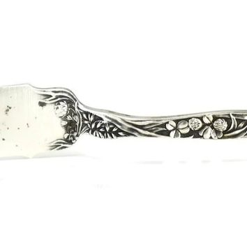 Gorham Silver 1897 Meadow Master Butter Knife Sterling Silver Antique Flatware