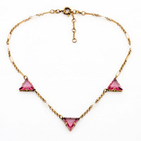 Delicate Modern Necklace