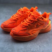 HCXX 19Aug 138 Nike M2K Tekno Gel in Orange CI5749-888 Retro Sneakers Men Women Running Shoes