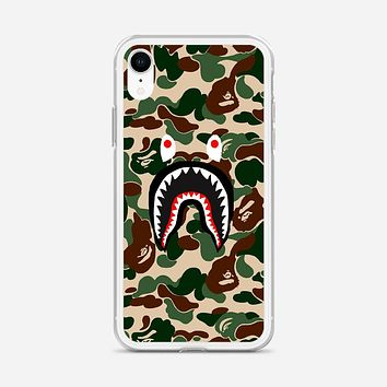 Bape Art iPhone XR Case