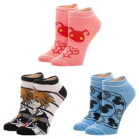 Kingdom Hearts Socks Crew Socks Kingdom Hearts Accessories Kingdom Hearts Gift Kingdom Hearts Apparel