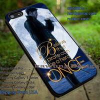 Captian Hook Quotes   Prince Charming   Once Upon a Time iPhone 6s 6 6s+ 6plus Cases Samsung Galaxy s5 s6 Edge+ NOTE 5 4 3 #movie #cartoon #disney #animated #onceuponatime ii