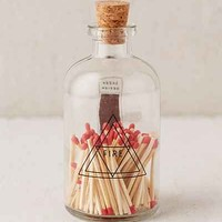 Skeem Inc Apothecary Match Jar - Urban Outfitters
