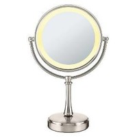 Conair® Illuminated Touch Mirror Silver