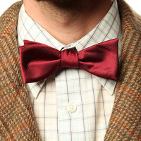 Doctor Who 11th Doctor's Bow Tie