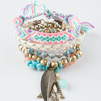 FULL TILT 5 Piece Boho Friendship Bracelets | Bracelets