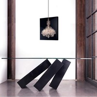Double Sided Grand Chandelier - Duffy London