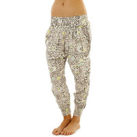 FOR THE SHORE PANTS