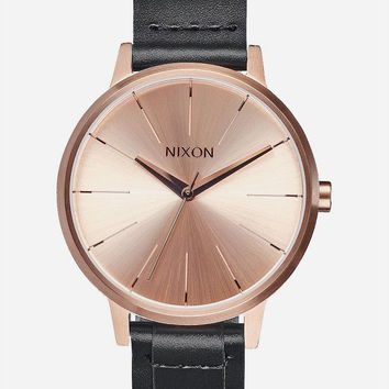 NIXON Kensington Leather Watch | Watches