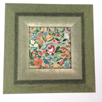Cross Stitch Pattern, Floral Cross Stitch, Flower Pattern, Floral Sampler, Flower Sampler