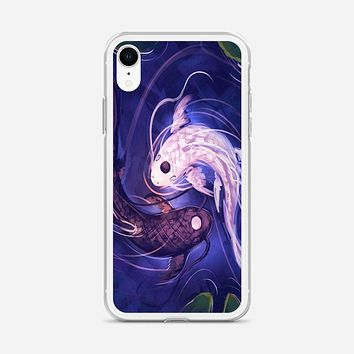 Avatar The Last Airbender Fish iPhone XR Case