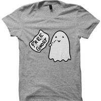 Free Ghost T-Shirt