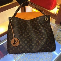 new lv louis vuitton womens leather shoulder bag lv tote lv handbag lv shopping bag lv messenger bags 501
