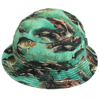 Smallmouth Bucket Hat Teal