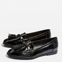 Lea Patent Loafers