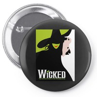 Wicked Musical Pin-back button