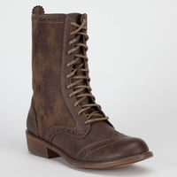 Dirty Laundry Paxton Womens Boots Taupe  In Sizes