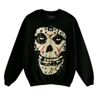 Misfits Fright Rags Fiend From Crystal Lake Crewneck Sweatshirt