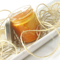 Pumpkin Roll scented Soy Candle - Natural Soy Candle -- 4 ounce Jar