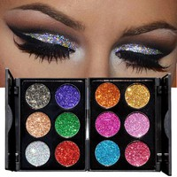 Shimmer Glitter Eye Shadow Pallet - Fairy Collection