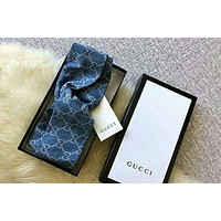 GUCCI Popular Women Casual Print Headband Hair Band Accessories