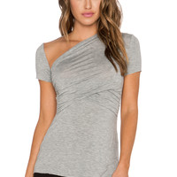 Bailey 44 Toto Top in Heather Grey