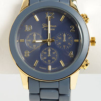 All In the Wrist Navy Blue Watch