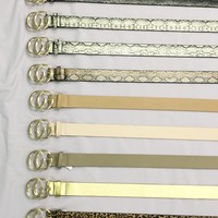 Material Girl Gold CG Belt