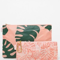 Ban.do Monstera Duo Carryall Pouch at PacSun.com