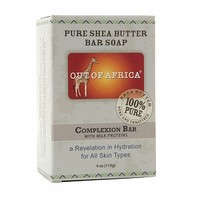 Out Of Africa Pure Shea Butter Bar Soap, Complexion with Milk Proteins