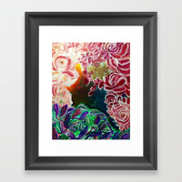 Ode To Creation Framed Art Print by ANoelleJay