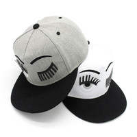 Multi-color Hip-hop Star Ladies Hats Baseball Cap [4917655556]