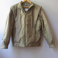 Members Only Vintage Retro Outerwear Jacket Coat Small