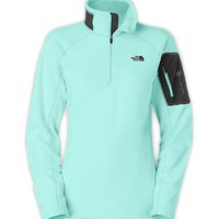 The North Face Women's Shirts & Tops WOMEN'S RDT 100 1/2 ZIP
