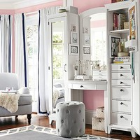 Hampton Vanity Bedroom