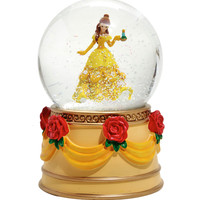 Disney Beauty And The Beast Belle Snow Globe