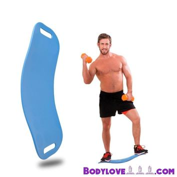 Sport Exercise Physical Balance Training Yoga Board