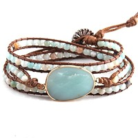 25% OFF LTO February Only Friendship Bracelet Handmade with Natural Semi-Precious Stones