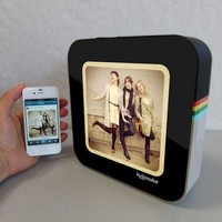 The Instacube is a gadget that will let you stream Instagram photos