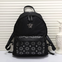 Givenchy Women Casual School Bag Cowhide Leather Backpack